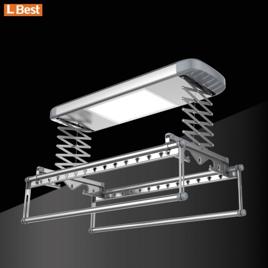 Electric Clothes Drying Rack Hanger Automatic Clothes Hanger