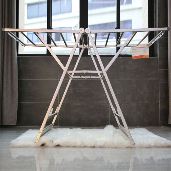 Clothes Drying Stand For Balcony Hanger Stand For Drying Clothes