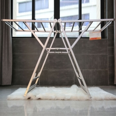 clothes drying stand steel