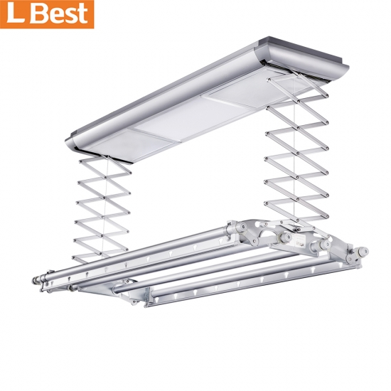 Automatic Indoor Drying Rack Electric Clothes Hanger