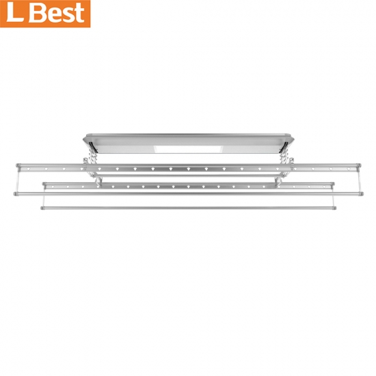 4a9f4c7a5 Wholesale Fashion Clothes Rack Folding Clothes Drying Rack With Lighten