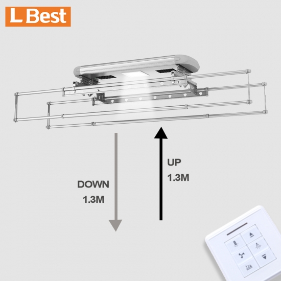 balcony clothes drying rack outdoor cloth drying rack hanging rack clothes