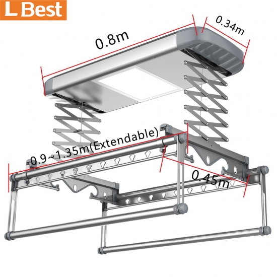 Clothes Drying Rack Stainless Steel Clothes Drying Rack Clothes Hanger Rack