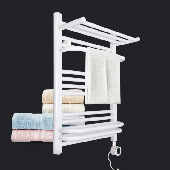 Bed Bath And Beyond Towel Warmer White Bathroom Towel Ladder Stainless Steel Towel Rail With Timing