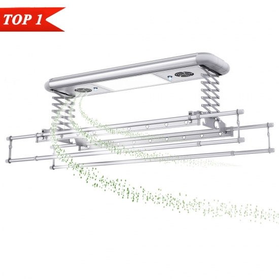 wall mounted drying rack electric clothes dryer