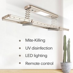 Disinfection laundry hanger