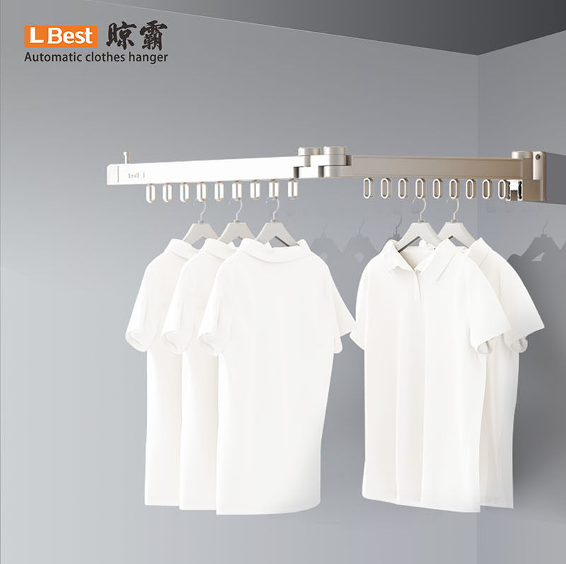 Smart Design Space Saving Clothes Drying Rack
