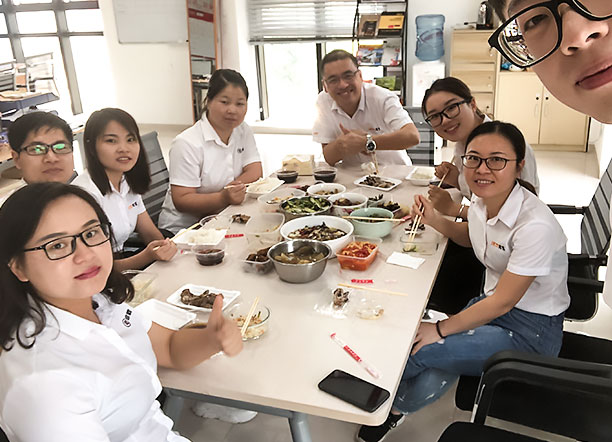 Special dinner form for LBest——Share your own dishes with colleagues